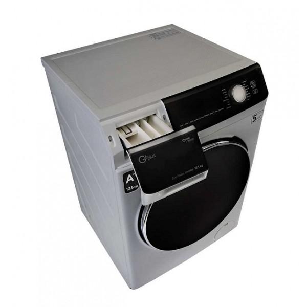 ماشین لباسشویی 10.5 کیلویی جیپلاس مدل KD1048S