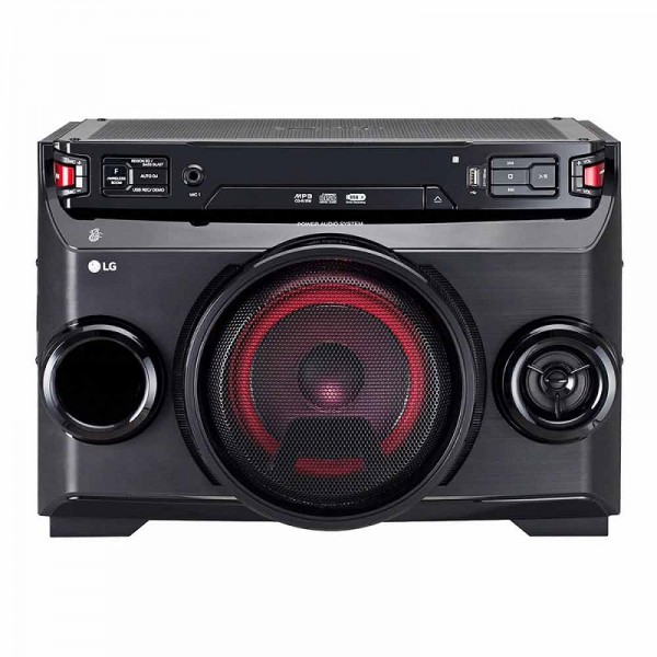 سیستم صوتی Mini Hi-Fi ال جی مدل OM4560