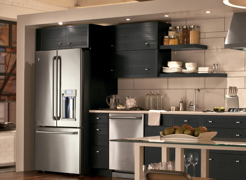 8 روش جالب برای جای دادن یخچال در آشپزخانههای کوچک